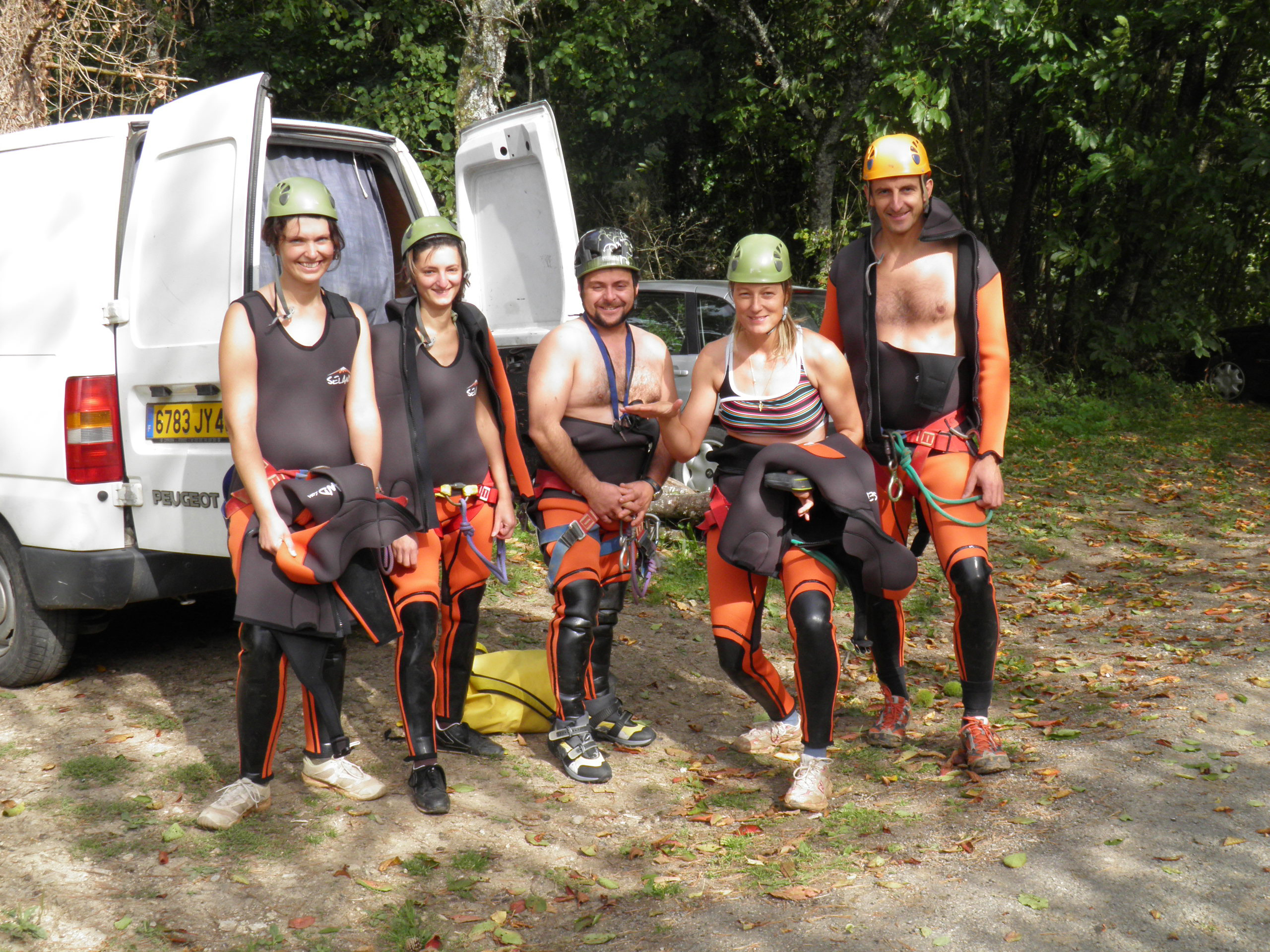 canyoning quercy aventure