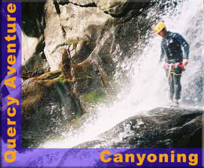 canyoning scolaire