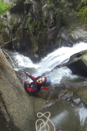 Canyoning Lot Figeac